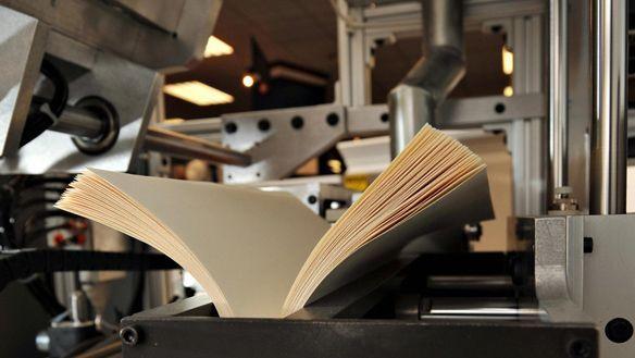 eigen boek drukken uitgeverij